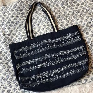 Woodchip Designs | small music tote